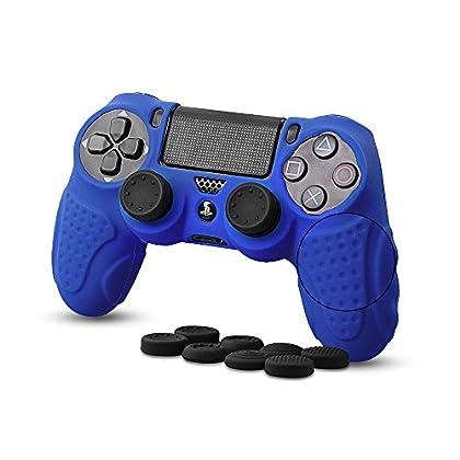 CHIN FAI PS4 Funda para Cubrir el Mando de PS4 ...