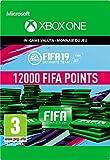 FIFA 19 Ultimate Team - 12000 FIFA Points   Xbox One - Code jeu à télécharger