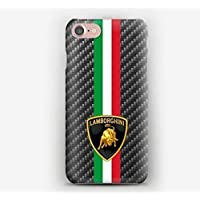 Case Cover Schutzhülle für iPhone X, 8, 8+, 7, 7+, 6S, 6, 6S+, 6+, 5C, 5, 5S, 5SE, 4S, 4, Lamborghini