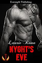 Nyght's Eve (The Breakers' Bad Boys Book 2)