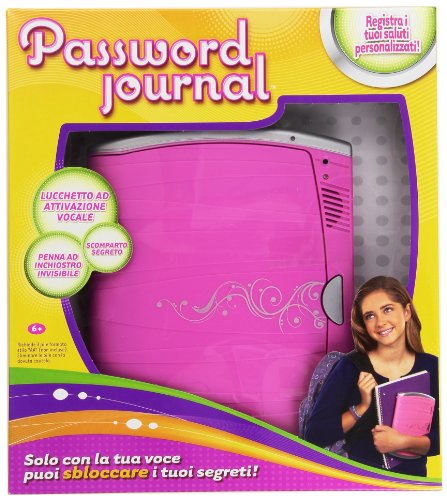 Mattel Radica BCF87 - Password Journal 8
