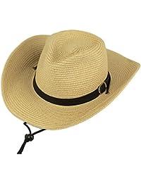 Gladiolus Hombres Sombrero de Paja Verano Sombrero de Playa Sombrero de  Vaquero para Camping Ciclismo 49283706459