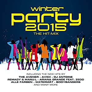 Winter Party 2015 - the Hit-Mix