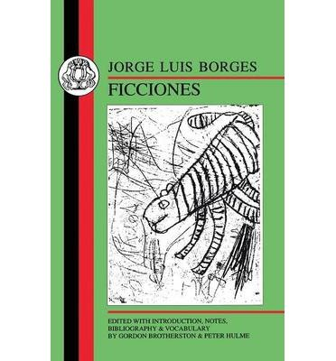 Jorge Luis Borges: Ficciones (Spanish, English) Borges, Jorge Luis ( Author ) Nov-02-2009 Paperback
