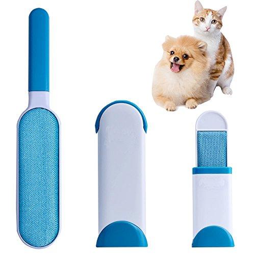 Pet Pinsel Fur Wizard Haarenrfernung Bürste für Haustier, Home Reinigungsbürste Haustier Bürsten Tierbürste für Hund und Katze (Kleidung Ein Stück)