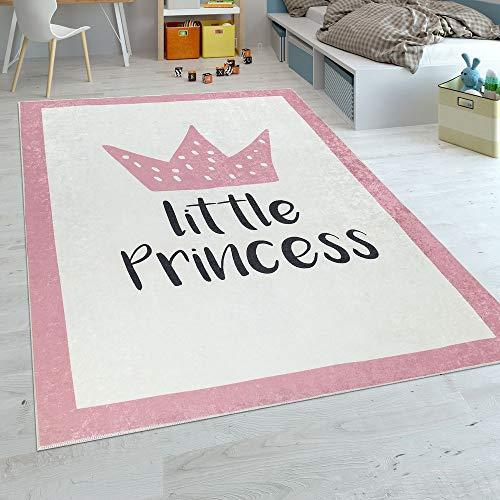 Paco Home Alfombra Habitación Infantil Niña Bebé