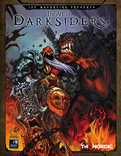The Art of Darksiders por THQ