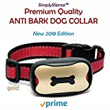 Anti Bark Training Dog Collar - by Simply - Best Reviews Guide