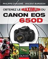 Avec une qualité d'image à couper le souffle pour les photos comme pour les vidéos, les 18 millions de pixels de son capteur et son nouvel écran tactile et orientable, le Canon EOS 650D est l'outil idéal de tout photographe, débutant ou amateur pa...