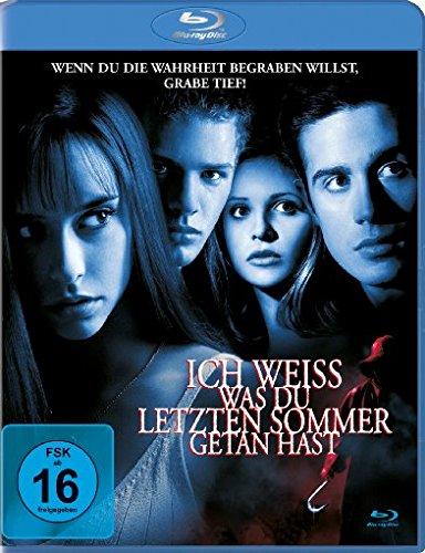 Ich weiß, was du letzten Sommer getan hast [Blu-ray]