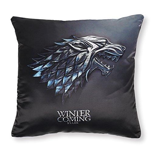 Game of Thrones Kissenbezug 50x50cm Motiv: Haus Stark von Winterfell