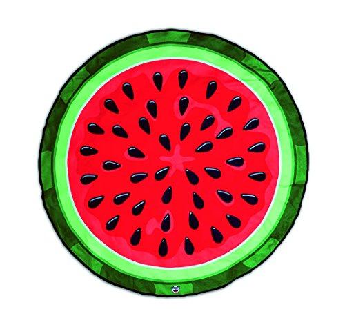 BigMouth Inc – Toalla Playa Melon Agua Sandia Gigante – XXL Redonda...
