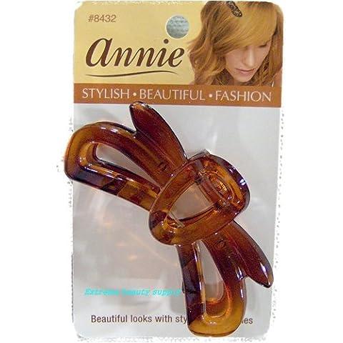 El pelo de Annie accesorios 8 cm Dragon Fly Claw clip, gafas de sol para hombre