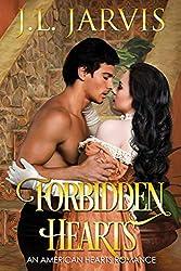 Forbidden Hearts: An American Hearts Romance (English Edition)