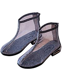 e27c328f8049 Silver Women's Boots: Buy Silver Women's Boots online at best prices ...