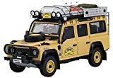True Scale Land Rover Defender Camel Trophy Winner 1989 (B. Ives - J. Ives)