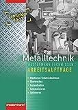 Image de Metalltechnik Lernfelder Fachstufe: Metalltechnik Fachwissen Arbeitsaufträge: Lernfelder