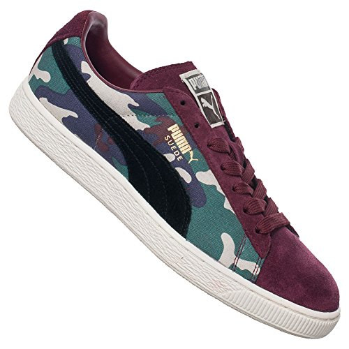 Puma Suede Classic+ LTHR FS Unisex-Erwachsene Sneakers 358387-03