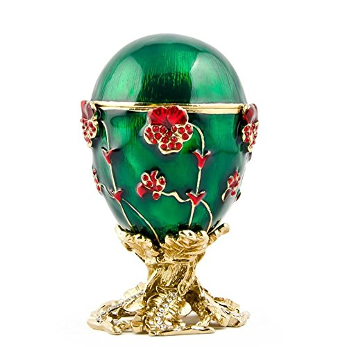 1899 Pansy russo Faberge Egg