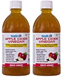 HealthVit Apple Cider Vinegar - 500 ml (...