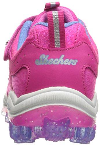 Skechers Junior Girls Skech Air Stardust Trainers stars NPPW
