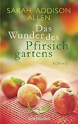 Das Wunder des Pfirsichgartens: Roman (German Edition)