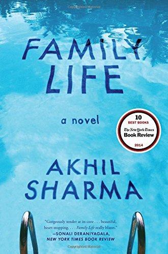 Portada del libro Family Life: A Novel by Akhil Sharma (2015-02-02)