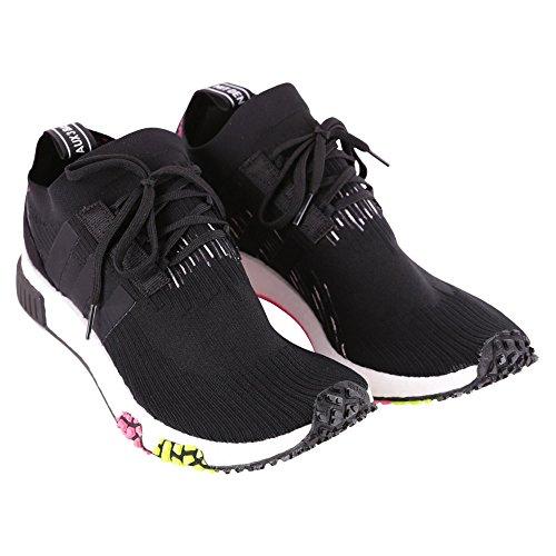 adidas Herren NMD_Racer PK Fitnessschuhe, Schwarz schwarz (Negbas / Negbas / Rossol 000)