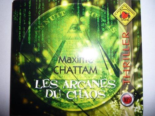 Les Arcanes du Chaos par Maxime Chattam