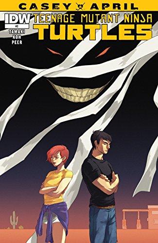 Teenage Mutant Ninja Turtles: Casey & April #2 (of 4 ...