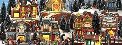 Lemax - The Garden Swing - Animierte Gartenschaukel - 4,5V Batteriebetrieben - Zubehör - Weihnachtsdorf von Lemax auf Gartenmöbel von Du und Dein Garten