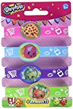 Wristbands : Shopkins Silicone Wristband Party Favors, 4ct