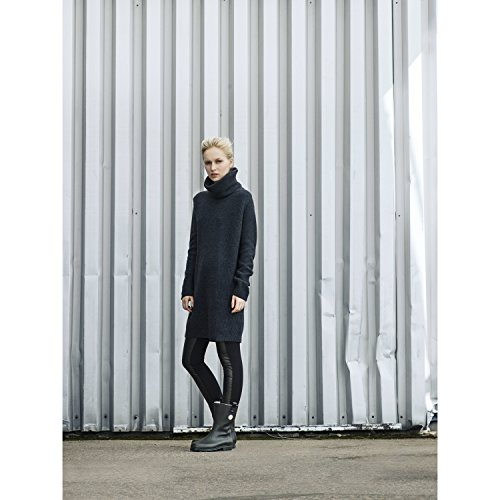 Nokian Footwear Julia Lundsten - Bas Motard, Bottes Pour Femmes Noires (noir)