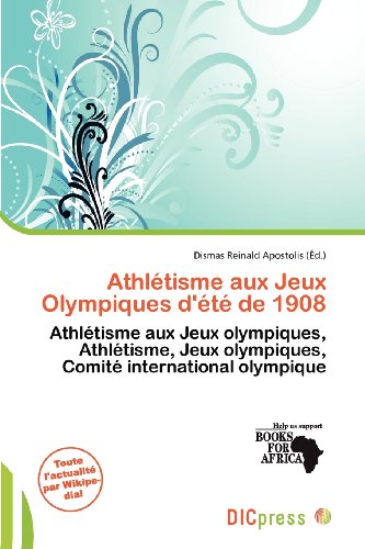 Athl Tisme Aux Jeux Olympiques D' T de 1908