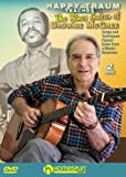 Happy Traum teaches The Blues Guitar of Brownie McGhee [2 DVDs]