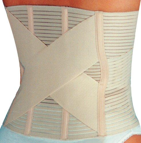 Hydas Orthopädischer Bauch- und Rückenstützgürtel, Größe 2 (bis 125cm Umfang)