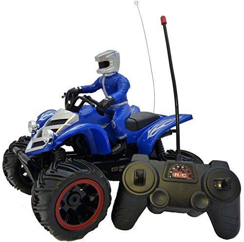 ThinkGizmos Ferngesteuertes Quad Bike TG635 - Super lustiges, ferngesteuertes Spielzeug-Quad Bike - Fernsteuerungs Auto (geschützte Marke)