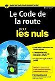 Image of Le code de la route poche 2017-2018 pour les Nuls