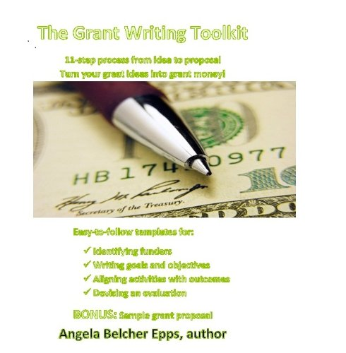 The Grant Writing Toolkit (English