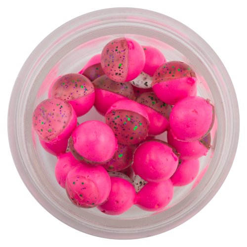 Berkley Powerbait Floating Eggs Garlic Pink