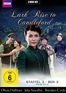 Lark Rise to Candleford - Staffel 2 - Box 2: Folge 07-12 [3 Disc Set]