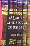 Que es la historia cultural?/What is Cultural History?