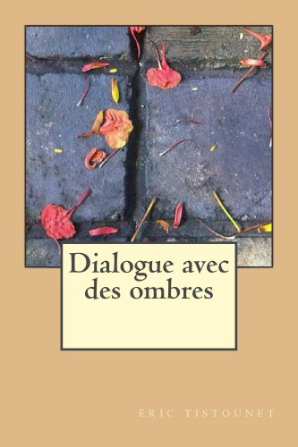 Couverture du livre Dialogue avec des ombres