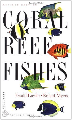 Coral Reef Fishes: Indo-Pacific and Caribbean by Lieske, Ewald, Myers, Robert (2002) Paperback