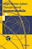 Geometriekalküle (Springer-Lehrbuch) (German Edition)