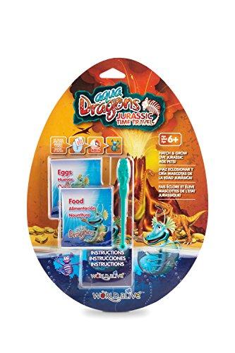 Aqua Dragons Recharge Jurassique