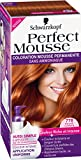 Schwarzkopf Perfect Mousse Coloration Permanente 778 Rouge Carmin MULTIPACK 3x
