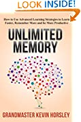 #3: Unlimited Memory: How to Use Advanced Learning Strategies to Learn Faster, Remember More and be More Productive