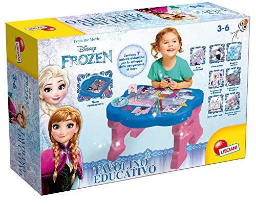 Liscianigiochi 68142 Table Basse éducative, Multicolore