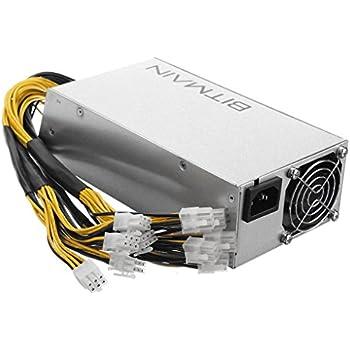 Tanli Bitcoin Miners Antminer S9 L3 D3 Stromversorgung APW3 PSU Im Lager Schnell Versand 1200w 110v 1600w 220v